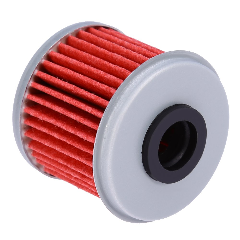 Oil Filter For ATV Honda TRX450R CRF250X CRF450X CRF250R CRF450R (Pack of 10) by QUIOSS (Image #4)