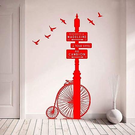 yaoxingfu Bicicleta clásica de la Vendimia bajo el Cartel de ...