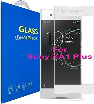 Sony Xperia XA1 Plus - Curvo 3D Cristal Templado Protector de ...