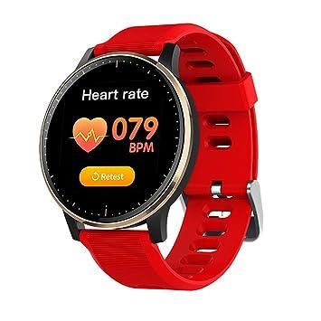 Amazon.com: Reloj inteligente Q20 deportivo resistente al ...