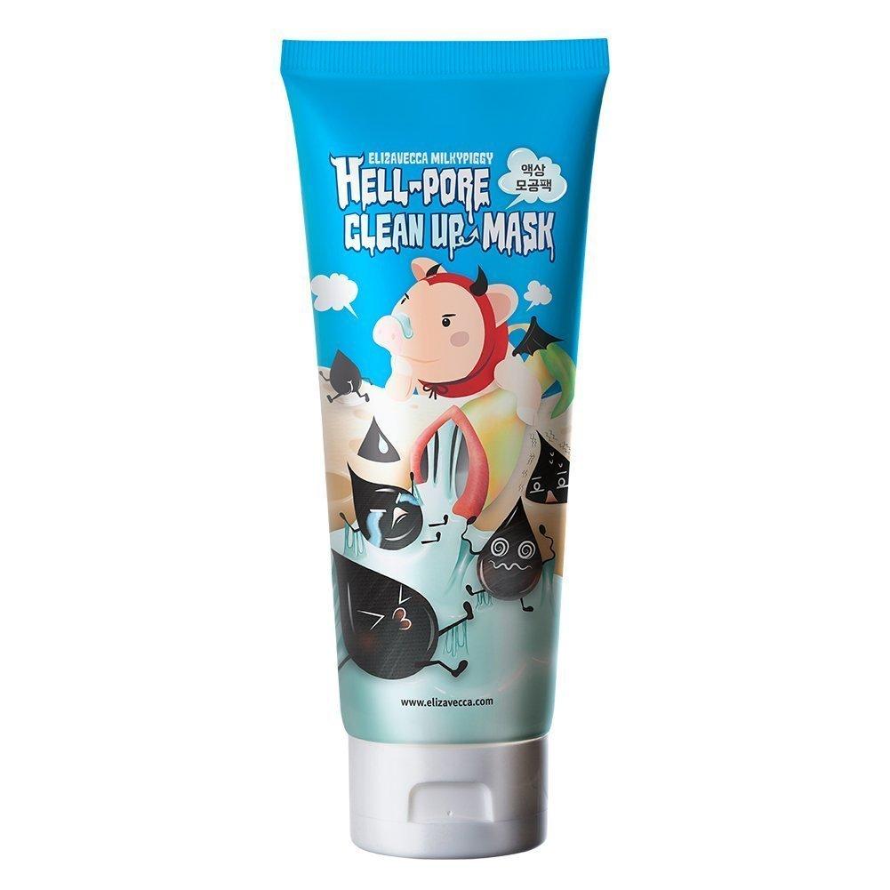 ELIZAVECCA Hell Pore Clean Up Mask (並行輸入品) B01M345YK7