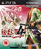 Way of the Samurai 4 [PlayStation 3 PS3] NEW