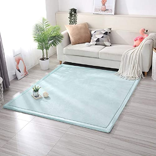 Lyfreen Memory Foam Kid Nursery Rug Area Rug Modern Childrens Rug