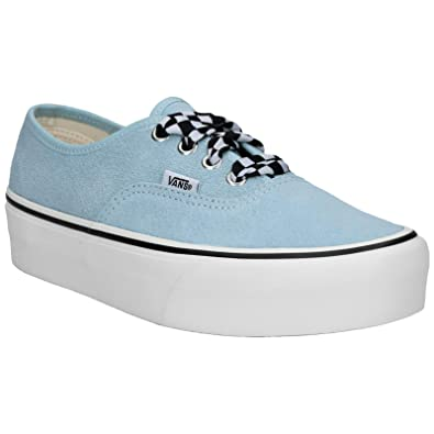 Vans Authentic Platform 2.0 Schuhe blau