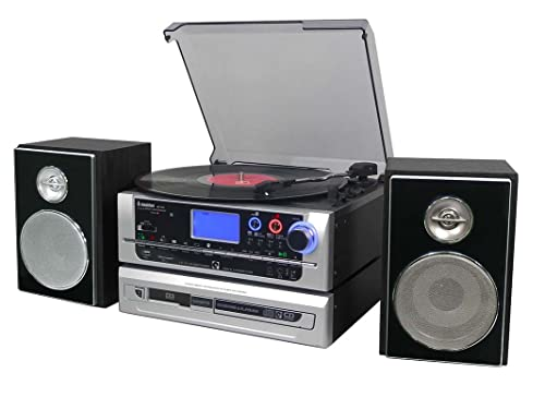 Zennox Midi Hi Fi Music System 7 In 1 With Alarm Dab