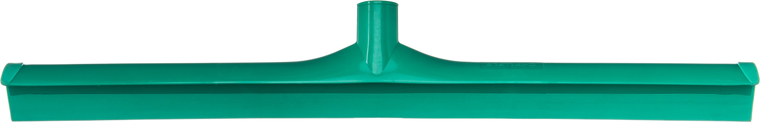 Carlisle 3656809 Solid One-Piece Foam Rubber Head Floor Squeegee, 24'' Length, Green by Carlisle (Image #3)