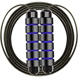 Black Mountain Products Red Speed Jump Rope Cable SUPER LIGHTWEIGHT PRECISION