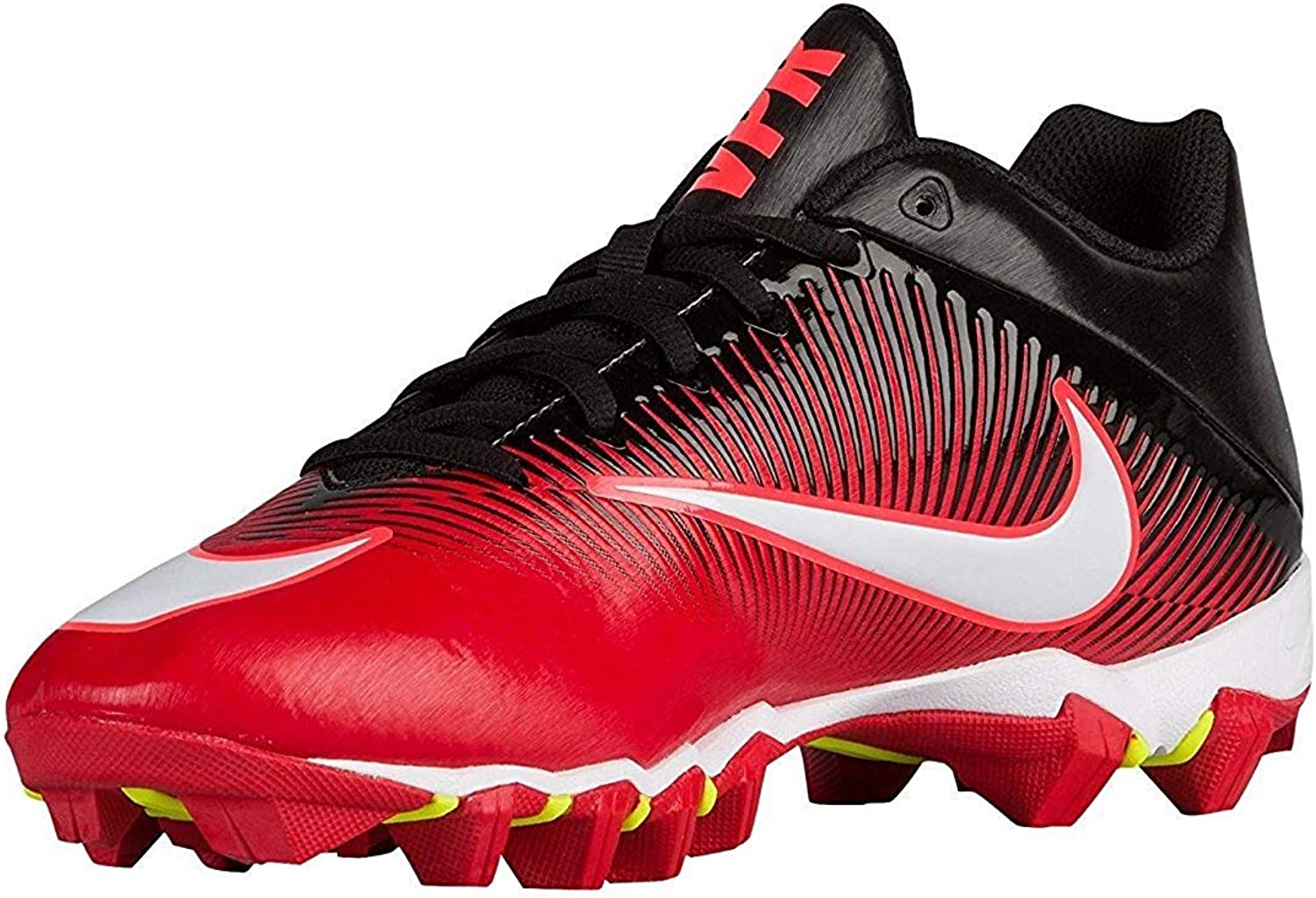 red vapor cleats