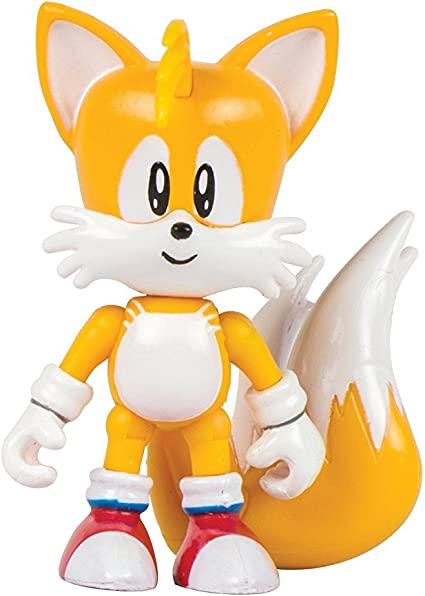 Sonic The Hedgehog 25th Anniversary Sonic /& Tails Exclusive Action Figure
