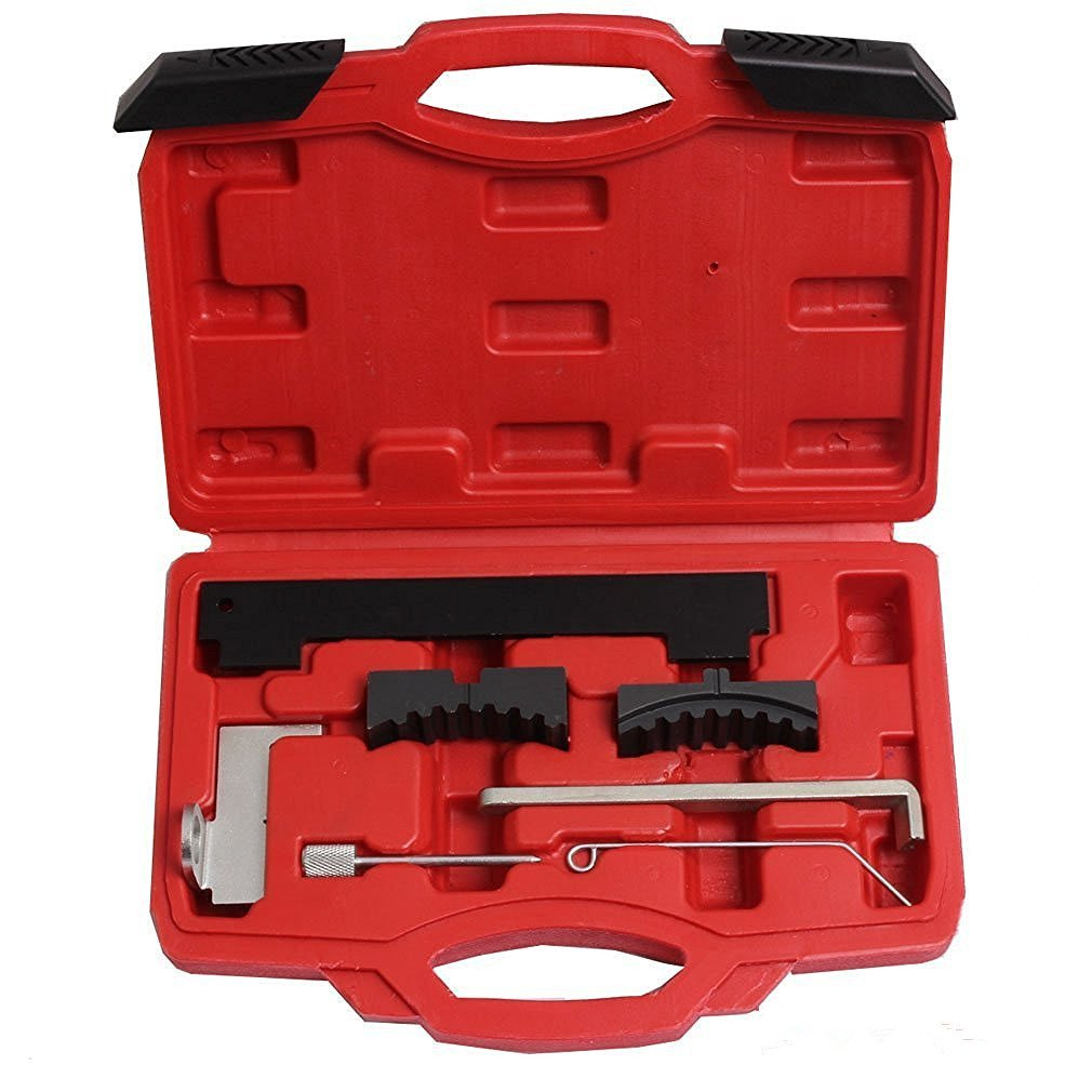Mustang 2007 Timing Belt Tools Engine Automotive Betooll Hw8014 Camshaft Tensioning Locking Alignment Tool Kit For Chevrolet Alfa Romeo 16v 16