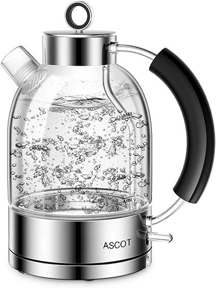 Retro Wasserkocher ohne Plastik: Stylisch & bpa frei