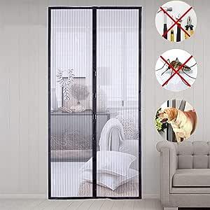 Dreamsbox Mosquitera puerta, mosquitera magnetica, Cortina ...
