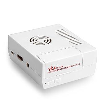 Amazon.com: yika nespi funda, NES carcasa para Raspberry Pi ...
