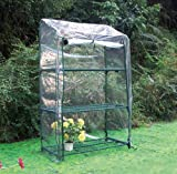 Portable Mini-Greenhouse Growing Rack the Ez Come Ez Go Green House by EarthCare Review