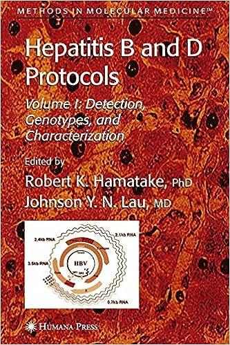 Baculovirus Expression Protocols (Methods in Molecular