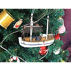 61e1MRTJvtL._SS300_ 500+ Beach Christmas Ornaments and Nautical Christmas Ornaments