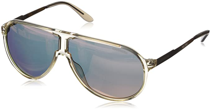 Amazon.com: Carrera New Champion/S Aviator Sunglasses, Champagne ...