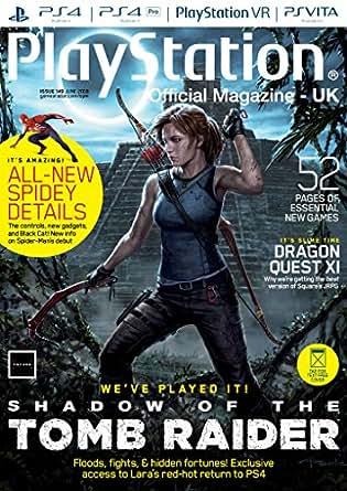 Amazon com: PlayStation Official Magazine - UK: Kindle Store