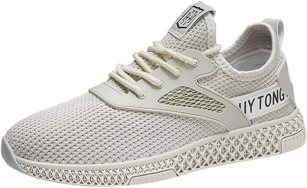 Darringls Zapatillas de Deporte para Hombre, Zapatillas de ...