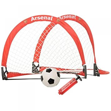 Geschenkideen Motiv Arsenal F C Fussballtor Set Ein Tolles