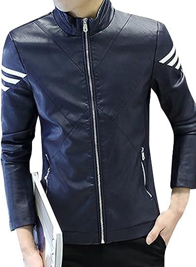 (ネルロッソ) NERLosso ブルゾン メンズ フェイクレザー 合皮 ジャンパー スタジャン 大きいサイズ ミリタリージャケット ライダースジャケット 正規品 cmz24370