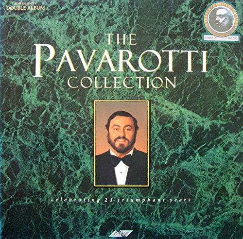 Luciano Pavarotti - The Pavarotti Collection - Stylus Music - SMR 8617 Near Mint (NM or M-)/Near Mint (NM or M-) 2xLP, Album, Comp, - Comp Bindings