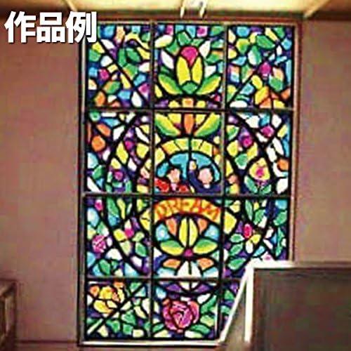 プッシュステンド 窓飾用本格 イベント用 大判セット 480x650mm