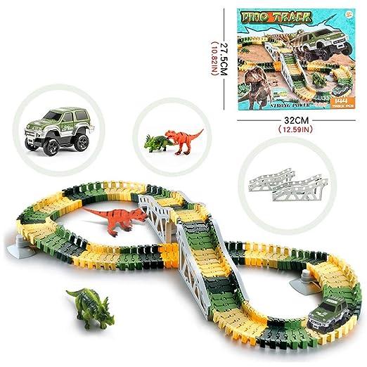 campsinery - Combinación de Carreras Tracks Jurassic ...
