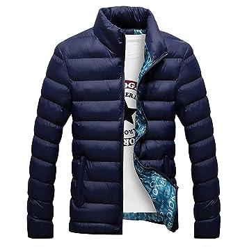 Chaqueta de abajo de los hombres Ligero Una chaqueta ...