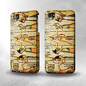 Apple iPhone 4 / 4S Case - The Best 3D Full Wrap iPhone Case - Egypt Wall Art