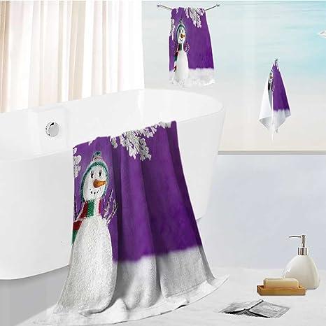 Auraise Home - Juego de Toallas de baño de Lujo, Cerca de una Piel de