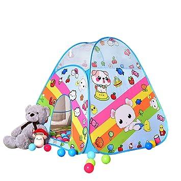 Bloomy Home Tienda De Juegos Infantiles Casa De Juegos Baby Indoor - Casa-de-juegos-infantiles