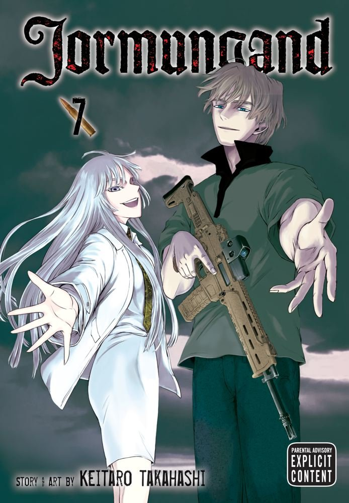 Download Jormungand, Vol. 7 pdf