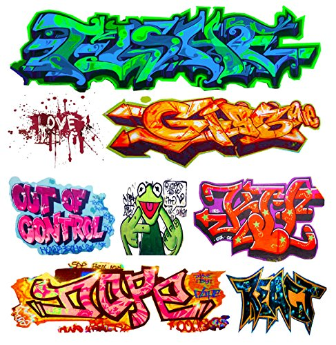 O Scale Custom Graffiti Decals #12 - Weather Your Box for sale  Delivered anywhere in USA