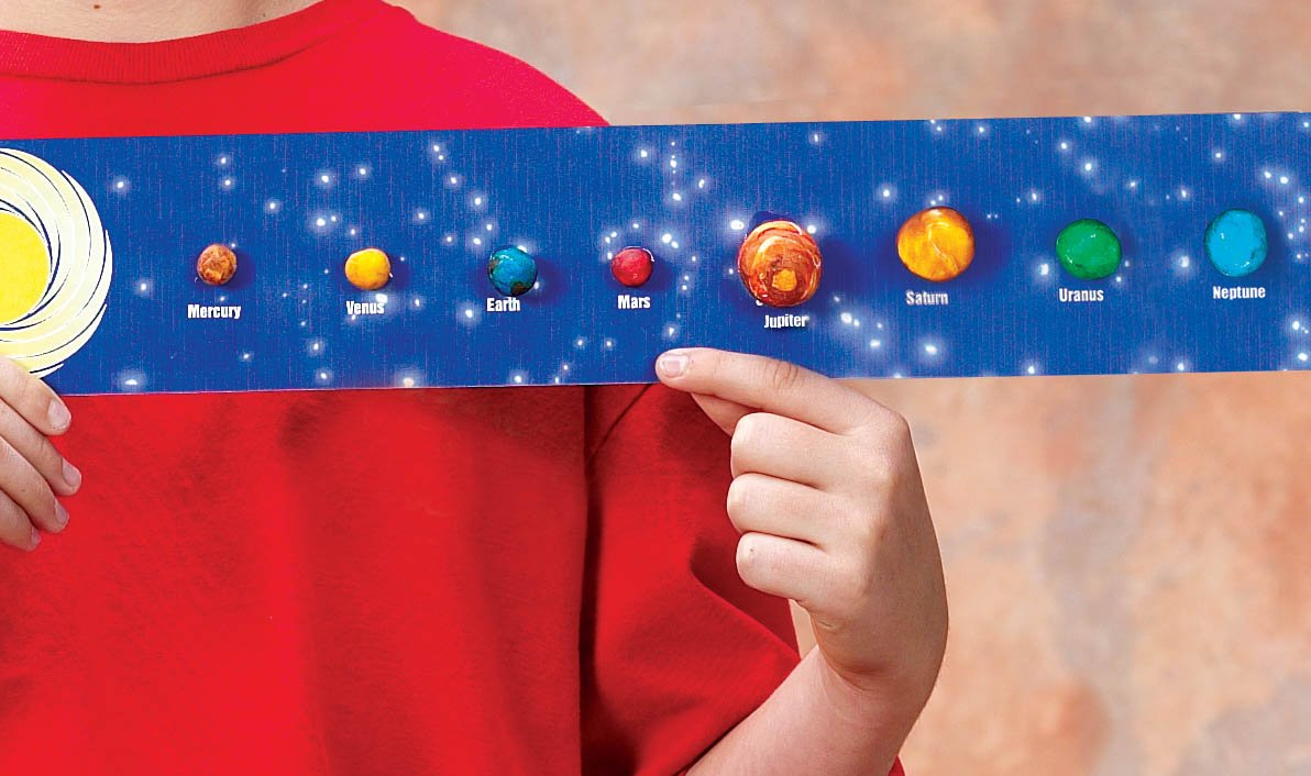 Amazon Com Solar System Craft Kit Makes 25 Projects Toys