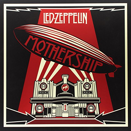 Vinilo : Led Zeppelin - Mothership (180 Gram Vinyl, 4 Disc, Oversize Item Split)