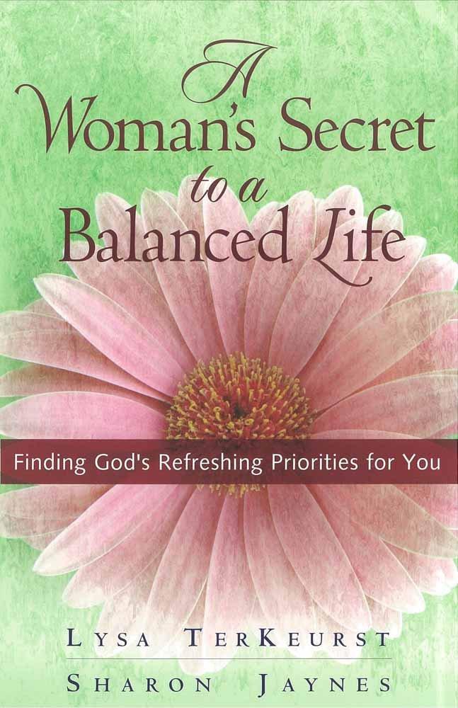 Womans Secret Balanced Life Refreshing