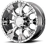 truck 16 inch rims - Helo HE791 Chrome Wheel - (16x8