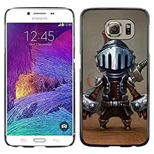 Plastic Shell Protective Case Cover || Samsung Galaxy S6 SM-G920 || Funny Character Cartoon Game @XPTECH