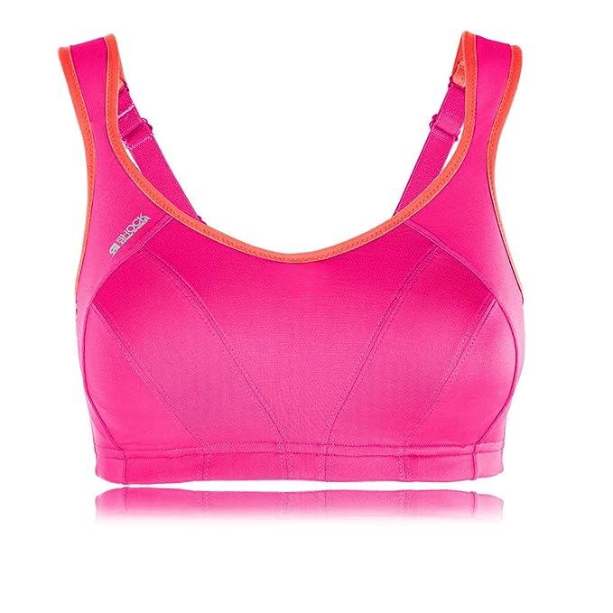 Shock Absorber Active Multi Sports, Sujetador Deportivo para Mujer: Amazon.es: Ropa y accesorios