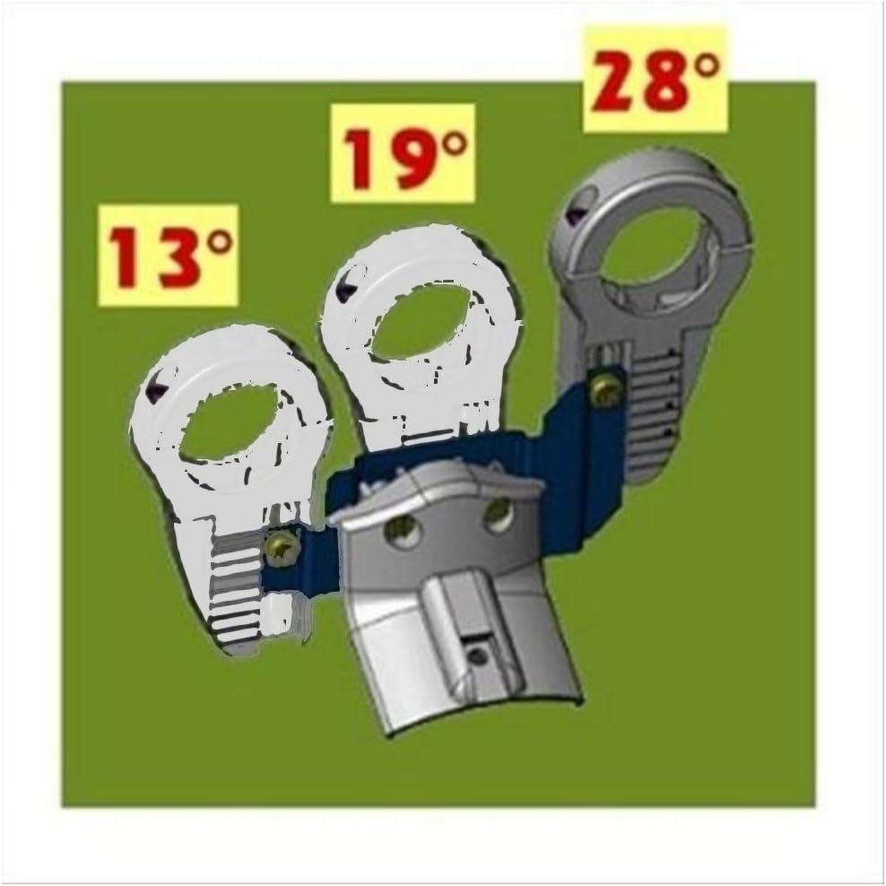 Visiosat Ampliación multialimentación 13°-19,2°-28,2 ...