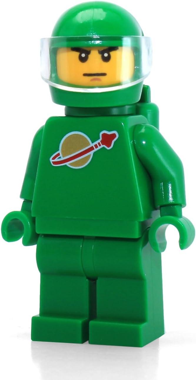 LEGO Ideas CUUSOO Minifigure Pete Green Astronaut from Exo Suit (21109)