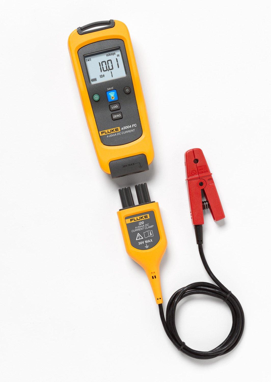 Fluke FLUKE-A3004FC Wireless 4-20 Milliamp DC Clamp Meter