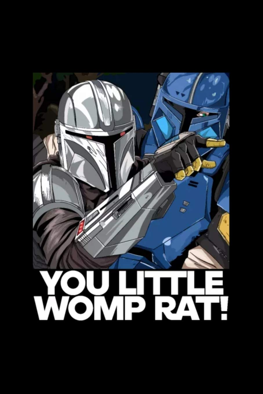 Amazon Com You Litle Womp Rat Blank Lined Notebook Journal For Work School Office 6x9 110 Page 9781650661636 Design Dryer Books We are compiling a list of all codex entries with guides on how to get carnivorous rodents native to tatooine, womp rats are a menace to any permanent settlement. amazon com