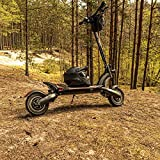 NANROBOT D6 + Adult high-Speed Electric Scooter