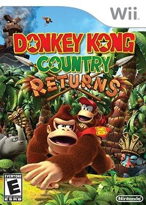 NINTENDO Donkey Kong Country Returns - RVLPSF8E