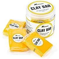 Car Clay Bar 3 Pack 100g, Premium Grade Clay Bars Detailing Magic Clay Bar Cleaner Auto Wash Bars with Washing and…