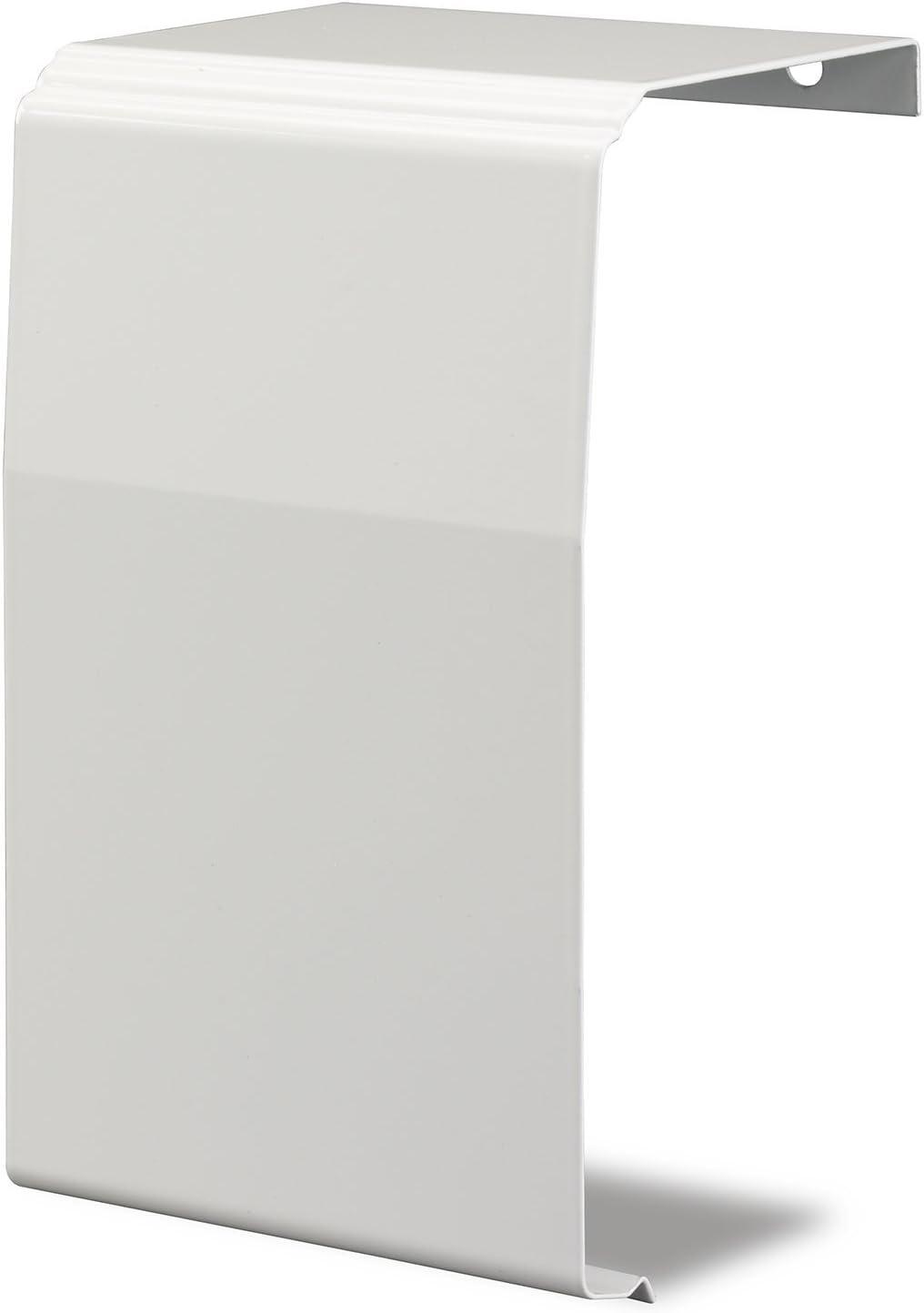Revital/Line Filler Sleeve for Slant/Fin Baseboard Heater Cover in Brite White