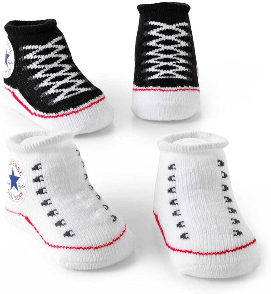 Converse Baby Booties Set for Infant
