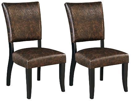 Amazon Com Ashley Furniture Signature Design Sommerford Dining